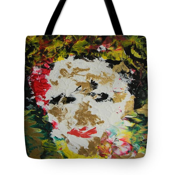 Trinity Panel One Tote Bag