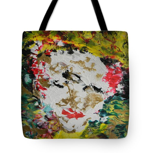 Trinity Panel Three Tote Bag