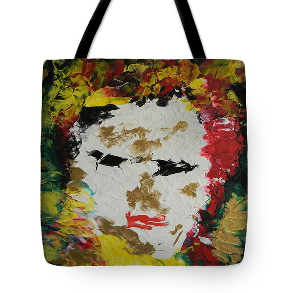 Trinity Panel Two Tote Bag