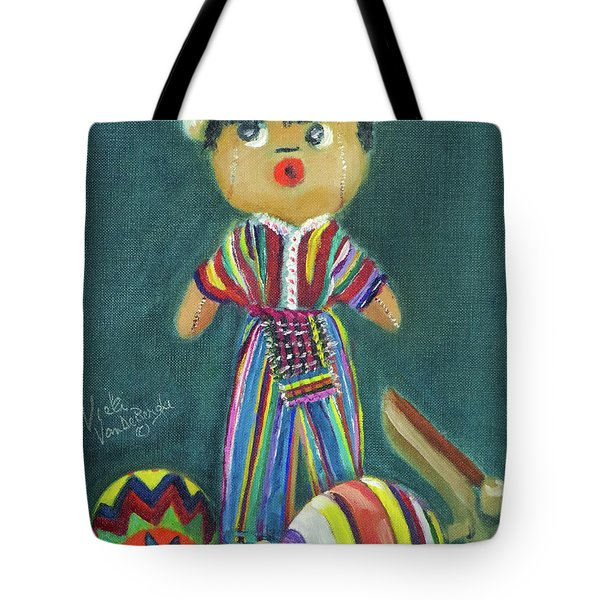 Trinkets From Guatemala Tote Bag