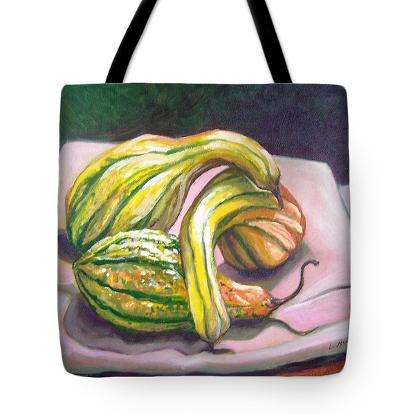 Gourd Grouping Tote Bag