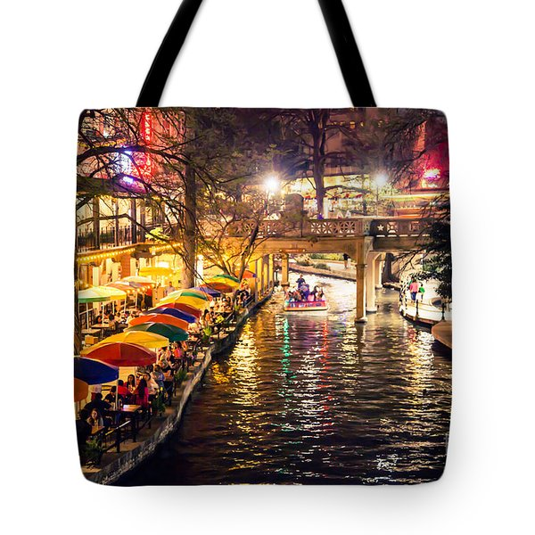 Trip To The Riverwalk Tote Bag