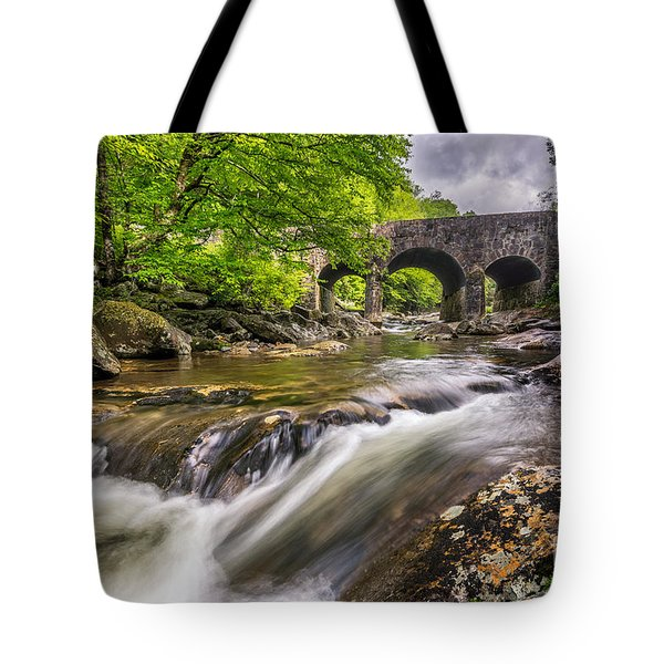 Triple Crown Tote Bag by Anthony Heflin