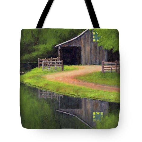 Triple L Ranch  Tote Bag