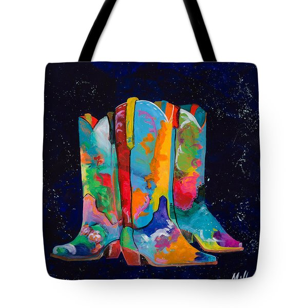 Triple Threat Tote Bag by Tracy Miller
