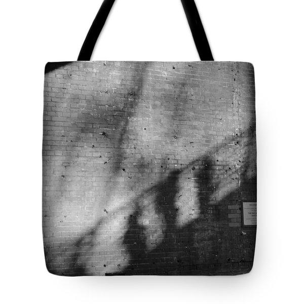 Triplicity Tote Bag