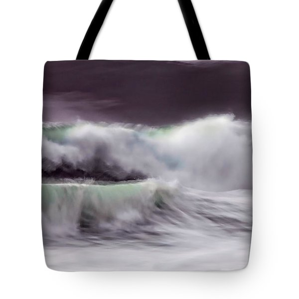 Tritan's Dance Tote Bag by Donna Blackhall