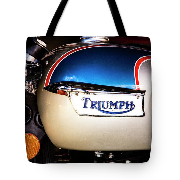 Triumph Motorcyle Tote Bag