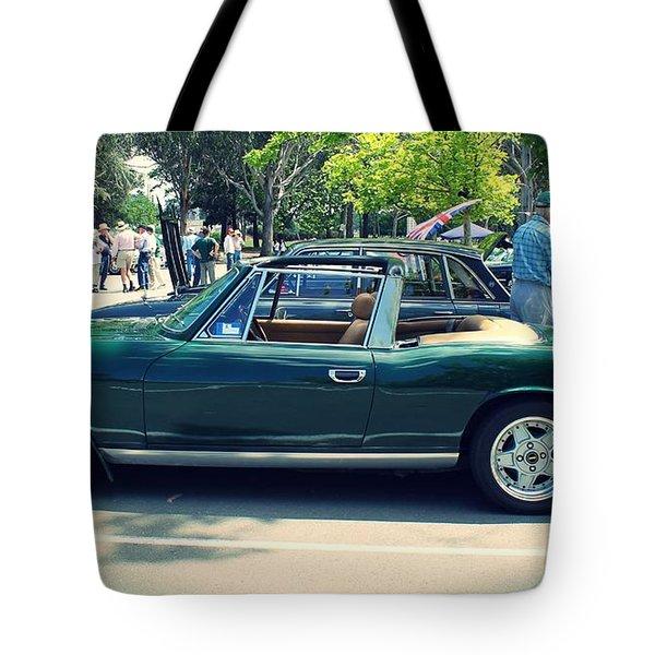 Triumph Stag Tote Bag