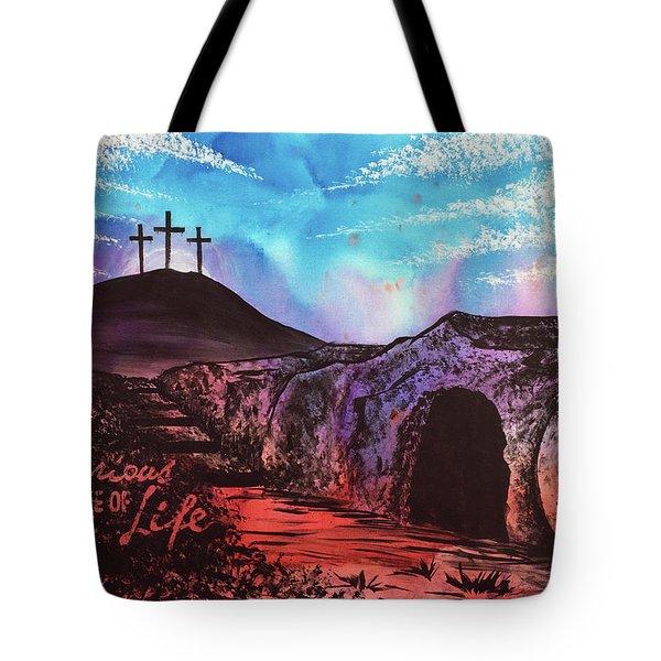 Triumphant Life Tote Bag