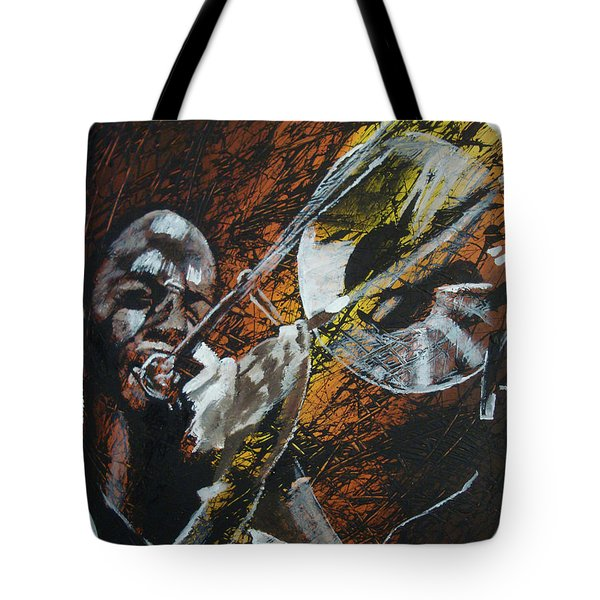 Trombone Shorty Tote Bag