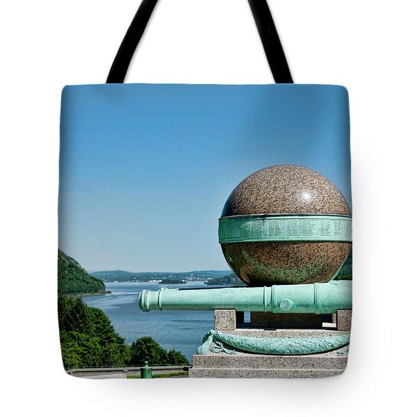 Trophy Point Tote Bag