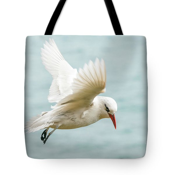 Tropic Bird 4 Tote Bag