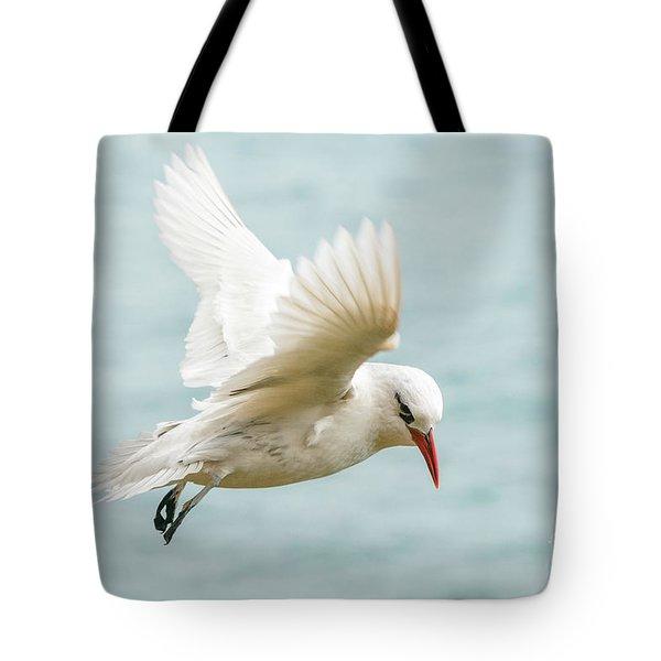 Tropic Bird 4 Tote Bag