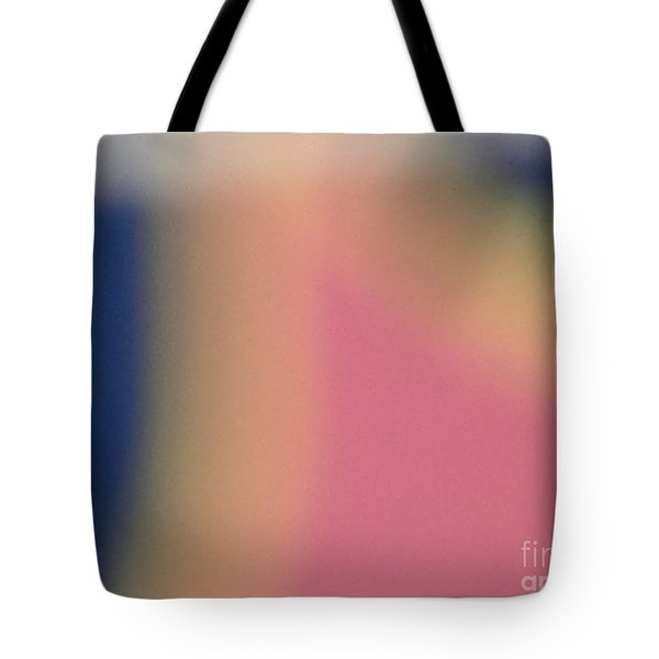 Tropical Abstract Tote Bag by Alexander Van Berg
