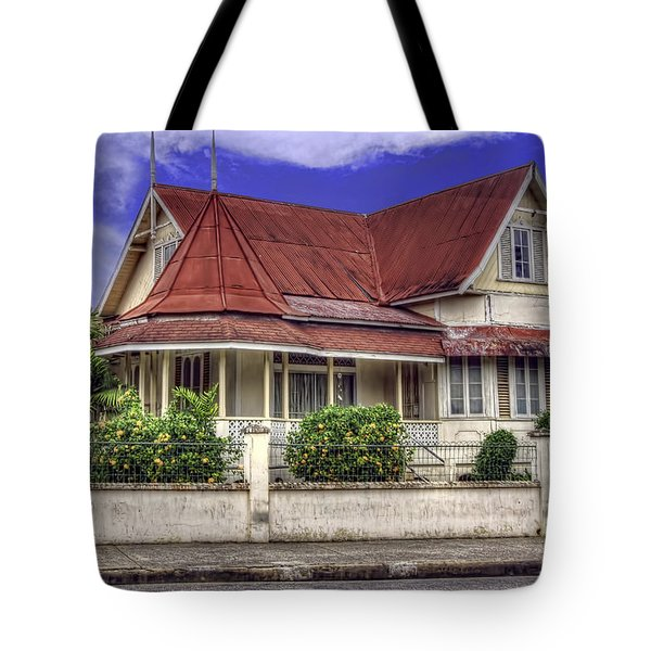 Tropical Beauty Tote Bag