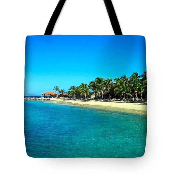 Tropical Bliss Tote Bag