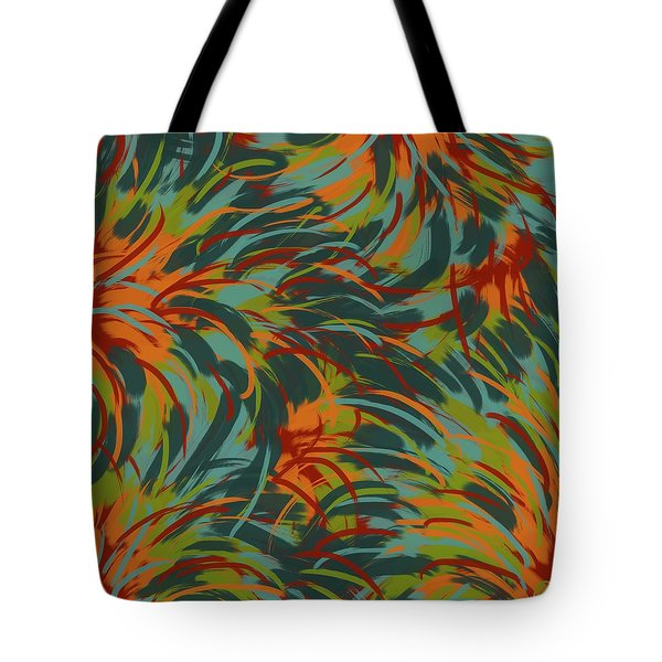 Tropical Breeze Tote Bag