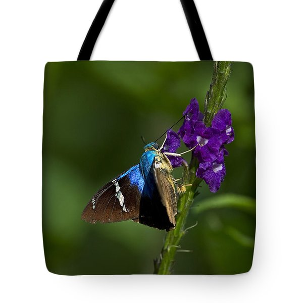Tropical Colors.. Tote Bag by Nina Stavlund