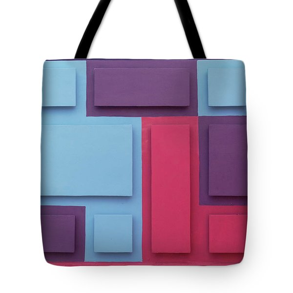 Tropical Composition Tote Bag
