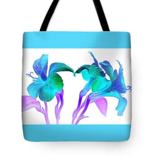 Tropical Daydream Tote Bag
