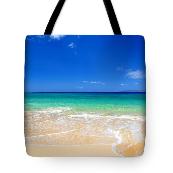 Tote Bag featuring the photograph Tropical Fantasy  by Kelly Wade