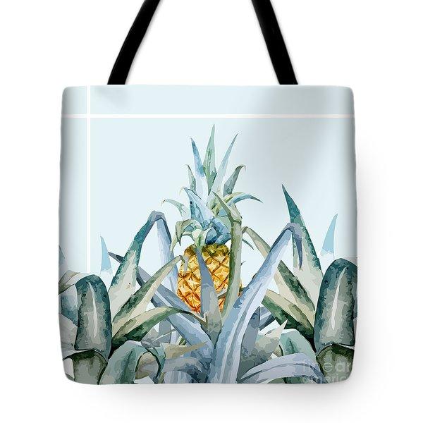 Tropical Feeling  Tote Bag