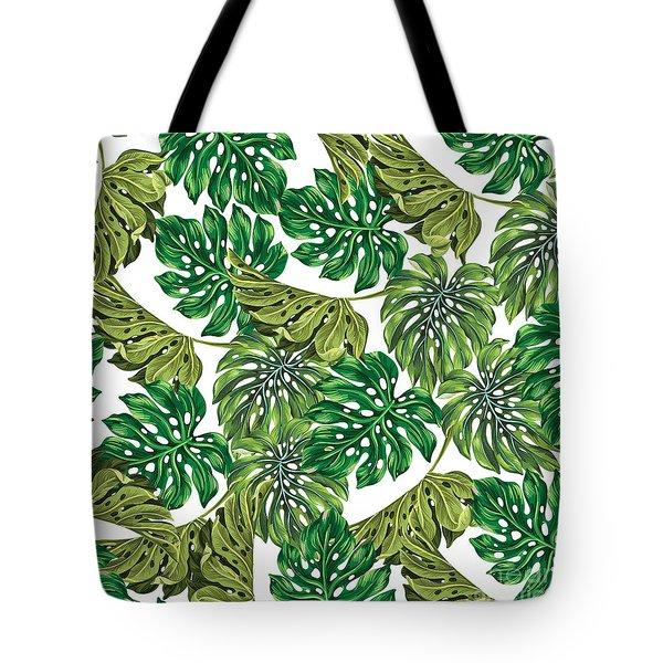 Tropical Haven  Tote Bag