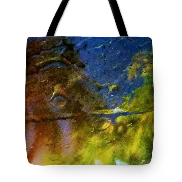 Tropical Low #4 Tote Bag