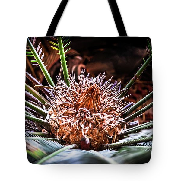 Tote Bag featuring the photograph Tropical Moments by Karen Wiles