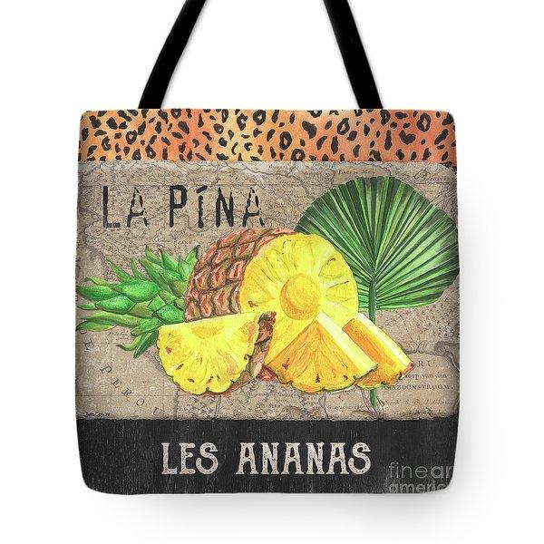 Tropical Palms 5 Tote Bag