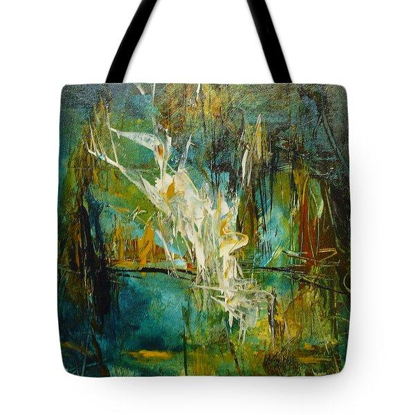 Tropical Rhythms Tote Bag