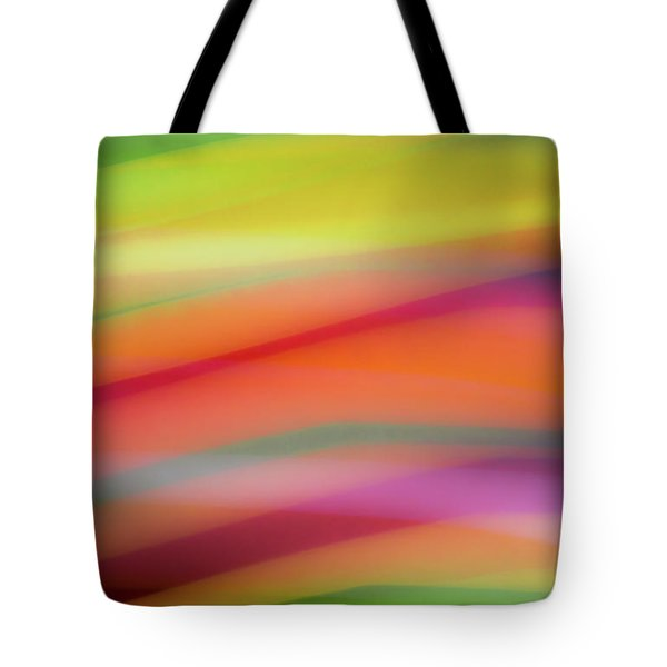 Tropical Sherbet Tote Bag