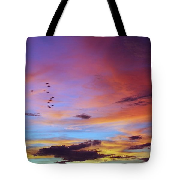 Tropical North Queensland Sunset Splendor  Tote Bag
