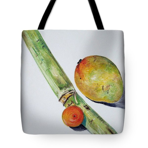 Tropical Trio Tote Bag