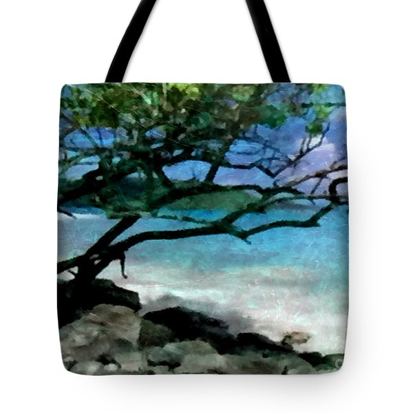 Tropical Utopia  Tote Bag