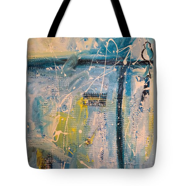 Tropicana Bird 01 Tote Bag
