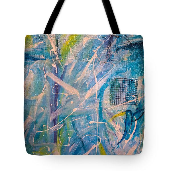 Tropicana Bird 02 Tote Bag