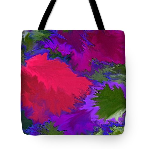 Tote Bag featuring the photograph Tropicana by Patricia Griffin Brett