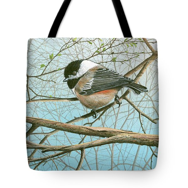 Troublesome Trio Tote Bag