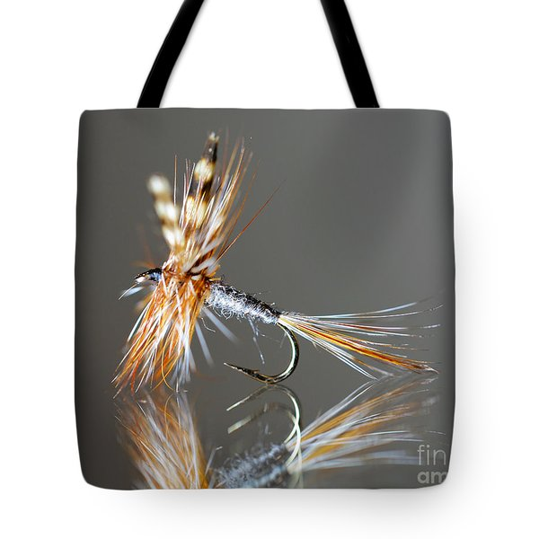 Trout Fly 2 Tote Bag