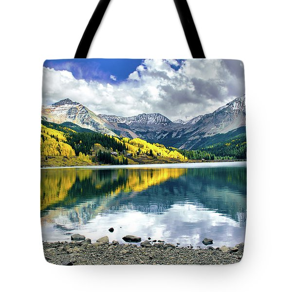 Trout Lake Tote Bag