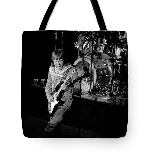 Trower At Winterland Tote Bag by Ben Upham