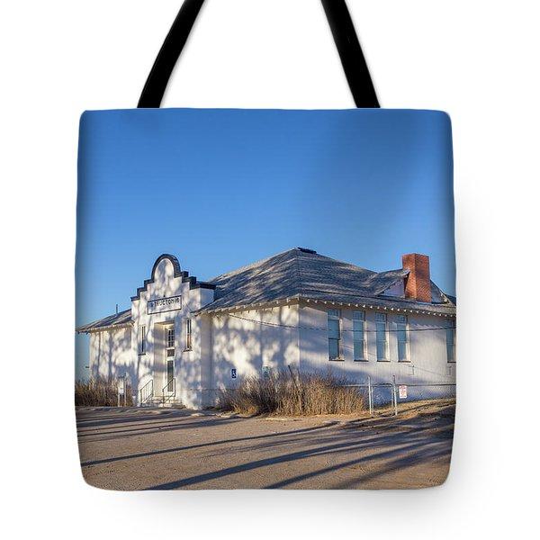 Truckton School Tote Bag