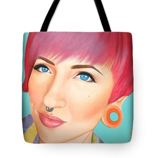 True Beauty - Jerica Wentzell Tote Bag