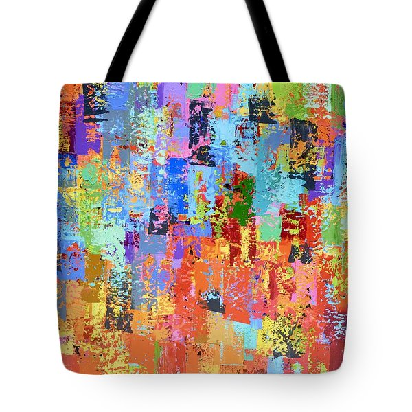 True Colours Tote Bag