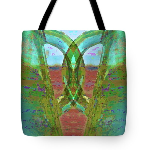 True Form Tote Bag by Gwyn Newcombe