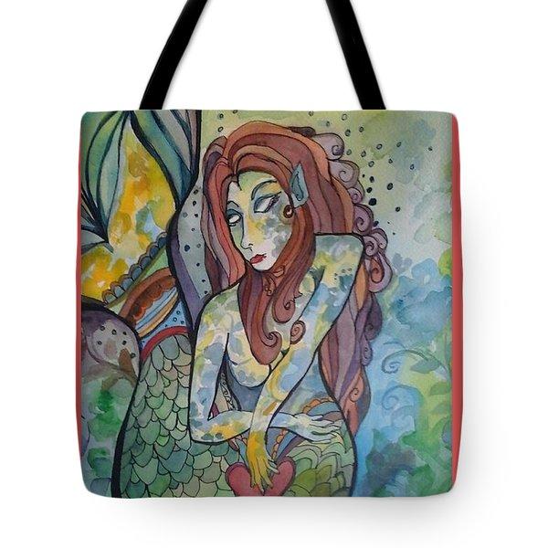 True Love The Sea Tote Bag