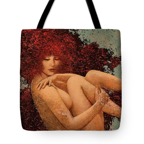 Warmth Tote Bag