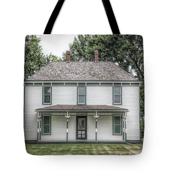 Truman Farm Tote Bag